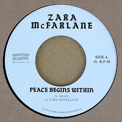 Zara Mcfarlane Peace Begins Within Jungleexotica